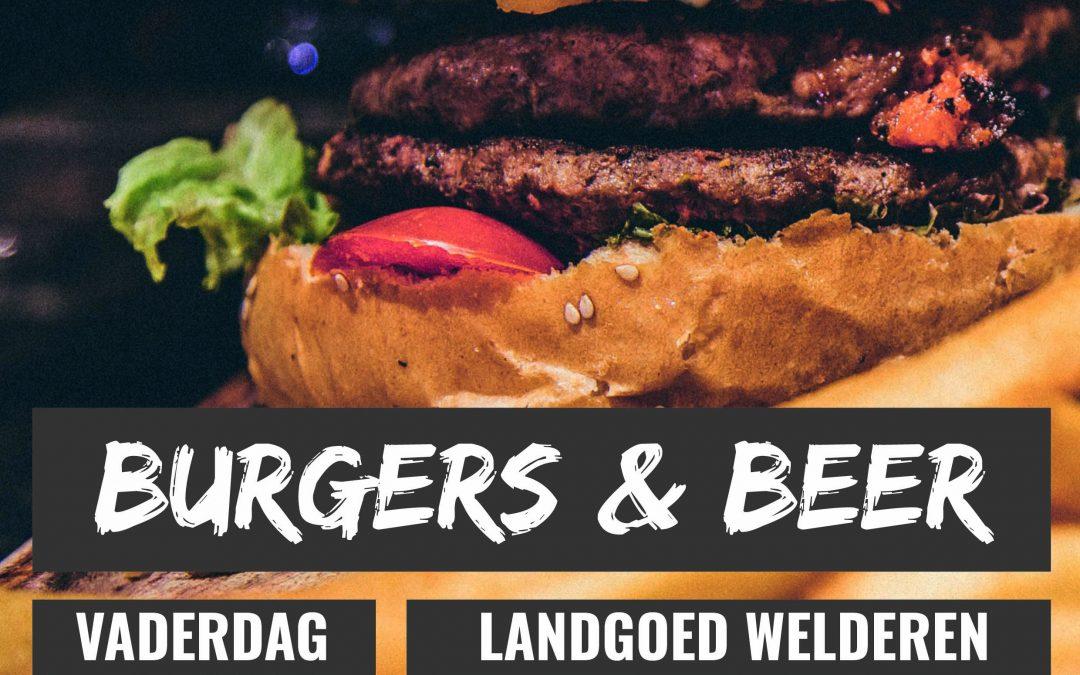 Burgers & Beer Vaderdag