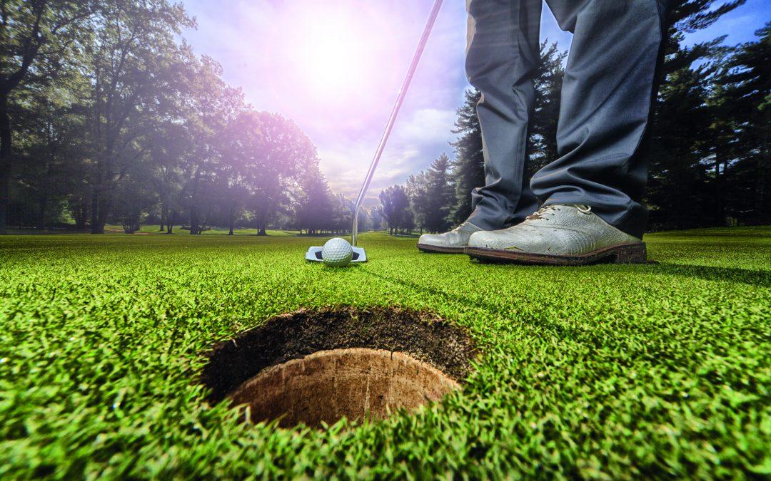 Golfreis januari 2020